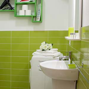 Apartments: Bathroom (two-room apartment - flat 3)