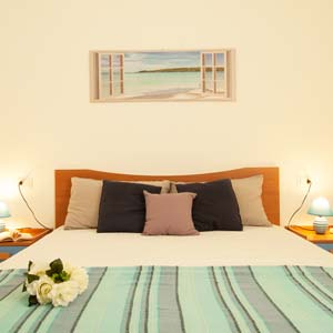 Apartments: Double room (two-room apartment - flat 3)