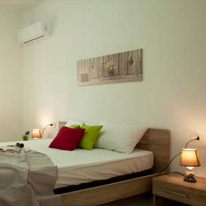 Apartments: Double room (two-room apartment - flat 5)