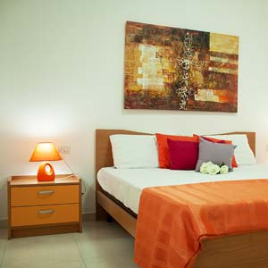 Apartments: Double room (two-room apartment - flat 6)